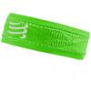 Compressport Thin On/Off Headband Fluo Green